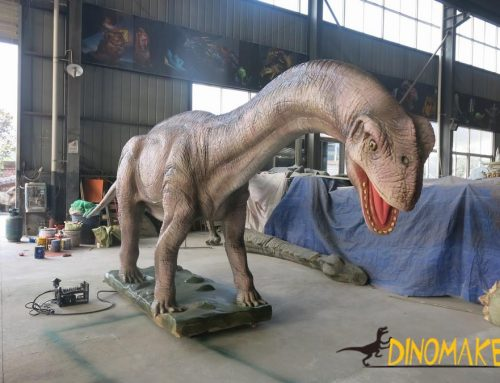 Triassic Behemoth animatronic Board Dragon