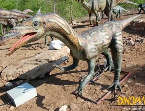 What early dinosaurs looked like on Earth