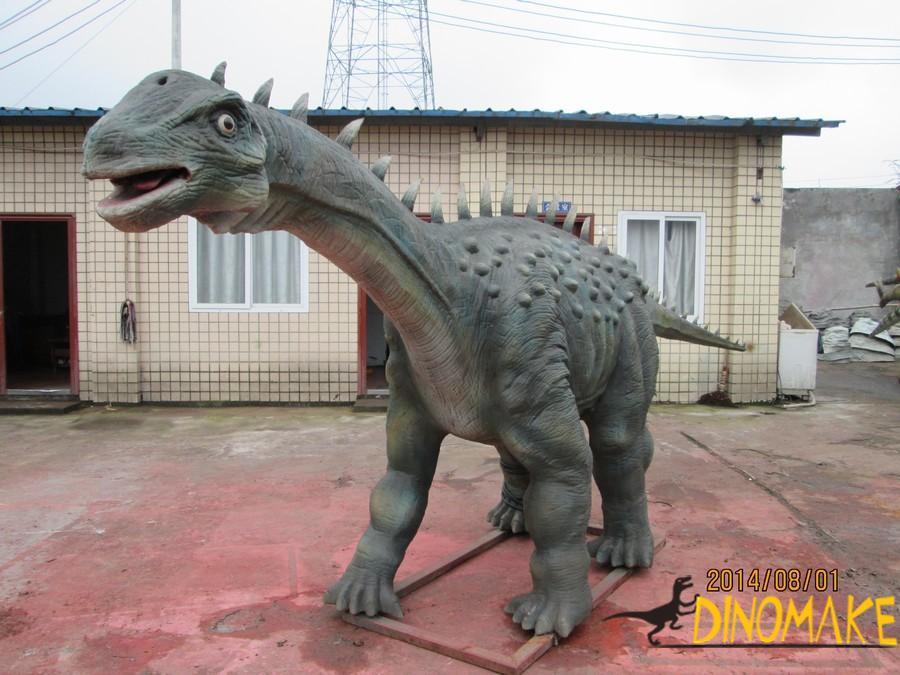 animatronic Dinosaur Exhibition Weather Vane