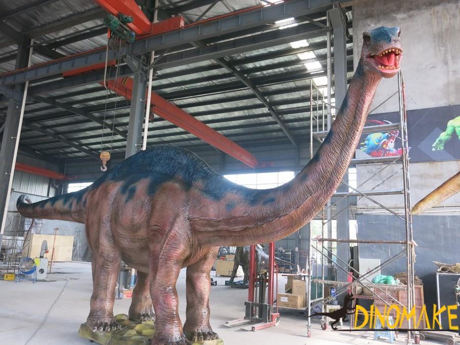 Animatronic Dinosaur Make
