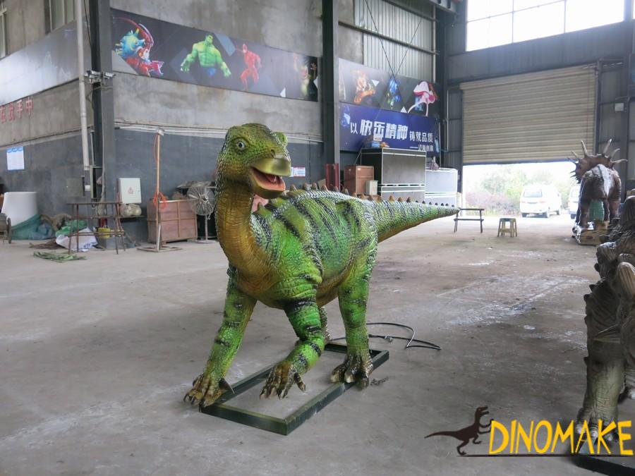 Animatronic Dinosaur Model Exhibition For Rent