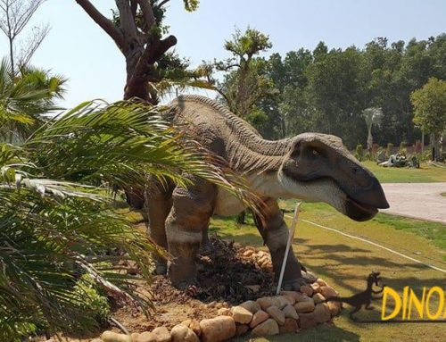 Animatronic Dinosaur Rental Project