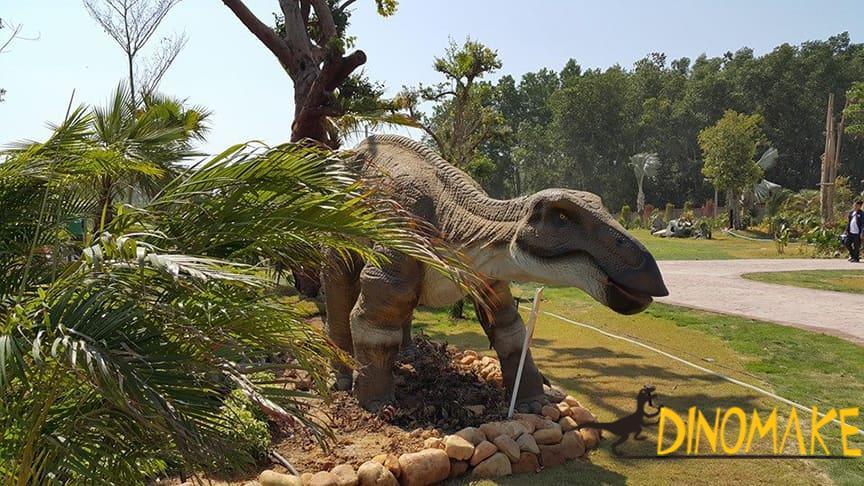 Animatronic Dinosaur Rental Project