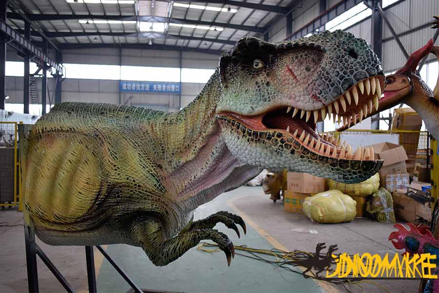 Animatronic Animals And Dinosaur Props For Education Industry