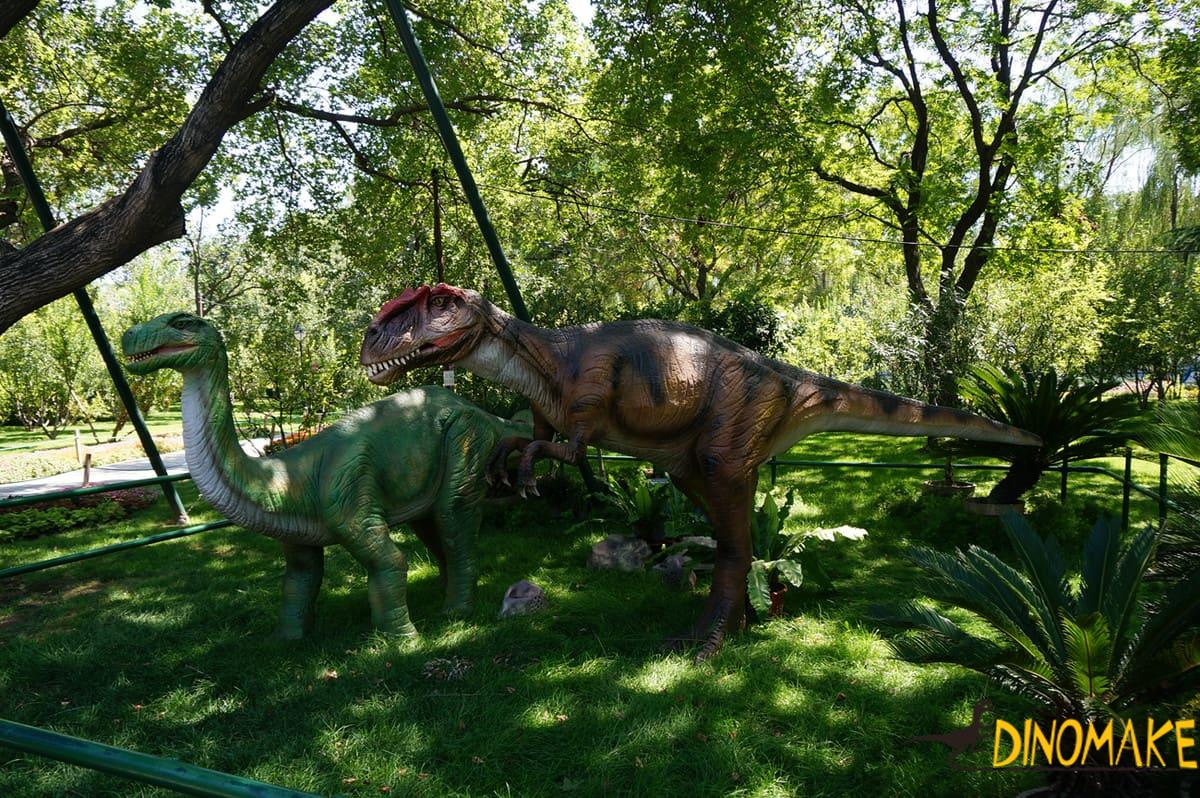 Custom Designed Animatronic Dinosaur