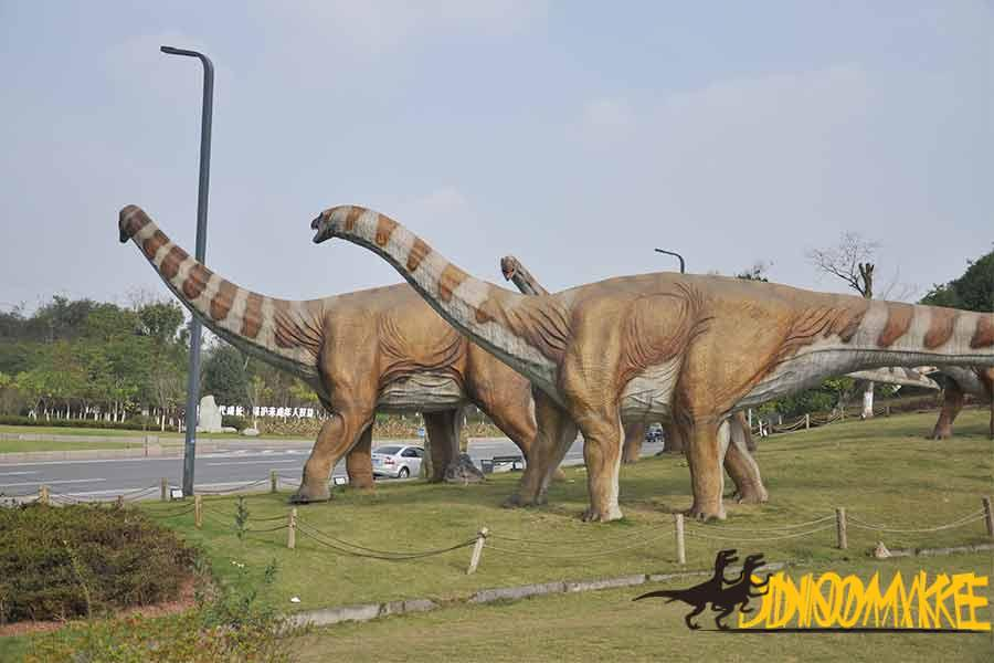 Development Of Animatronic Dinosaur Industry