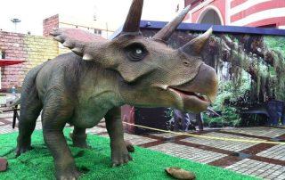 Future Development Trend Of Animatronic Dinosaur Rental