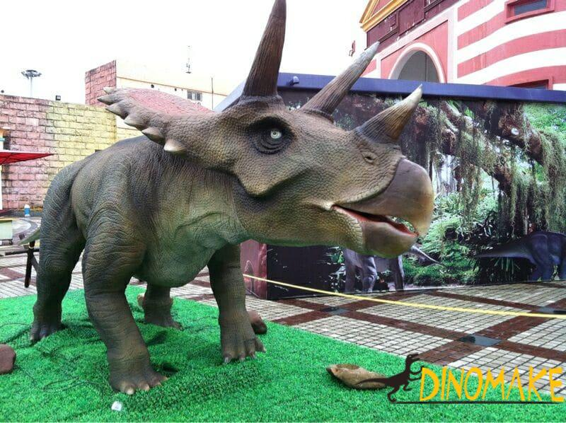 Future Development Trend Of Animatronic Dinosaur Rental