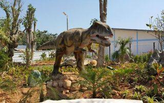 Jurassic Century Animatronic Dinosaur Joy Kingdom