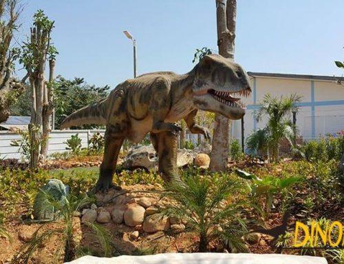 Jurassic Century-Animatronic Dinosaur Joy Kingdom