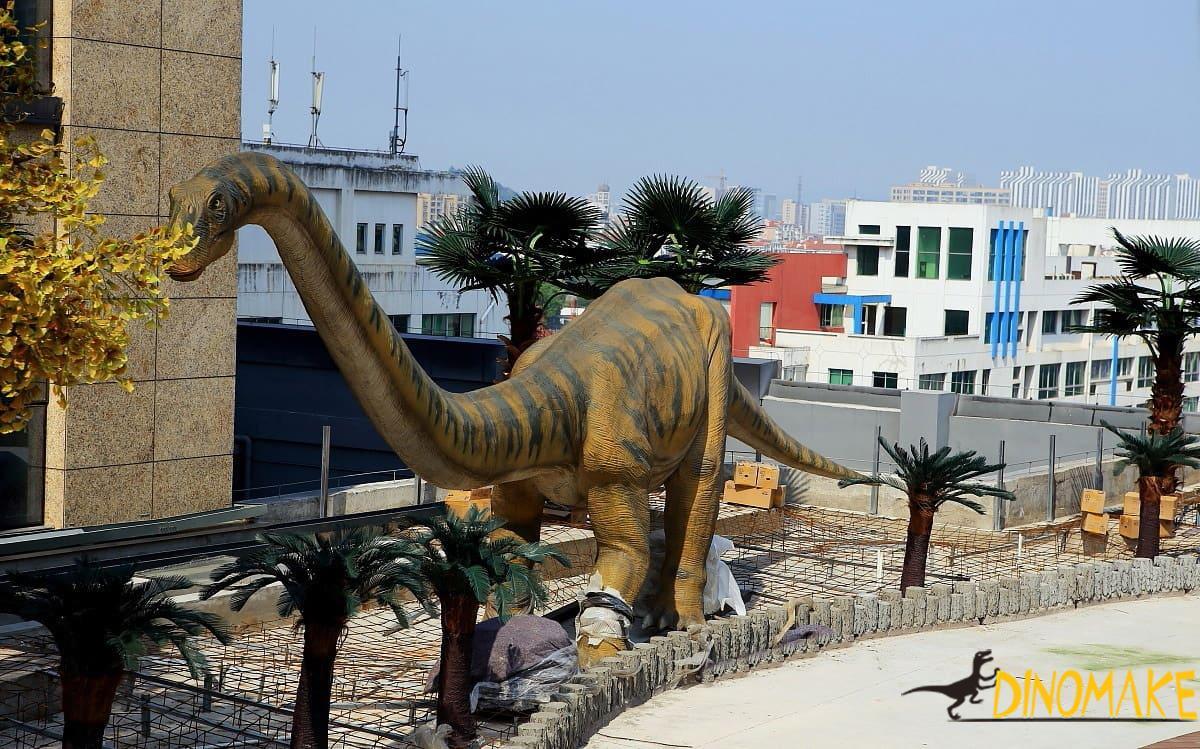 Jurassic Dinosaur Show In Korea