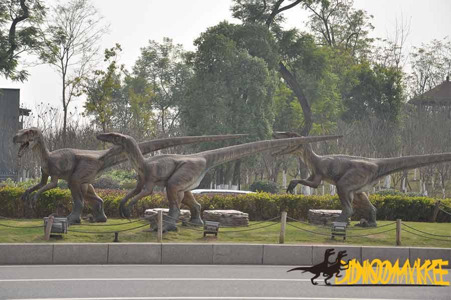 Jurassic Of Animatronic Dinosaur