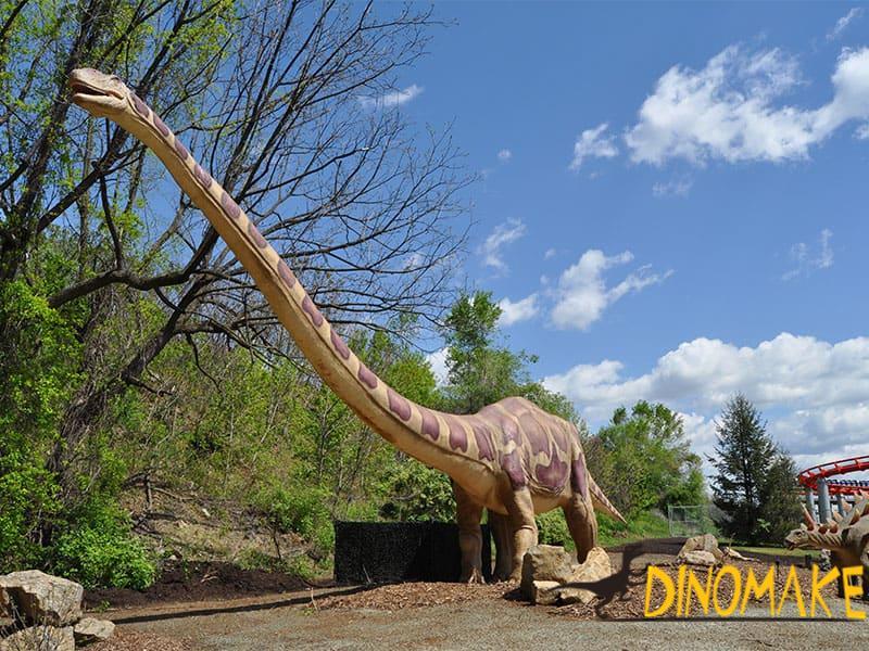 Mamenchisaurus Is Robot That Animatronic Dinosaur