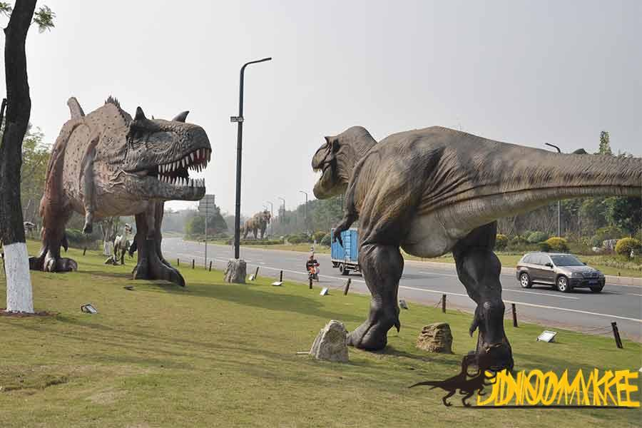 Shanghai Mini Dinosaur World Project