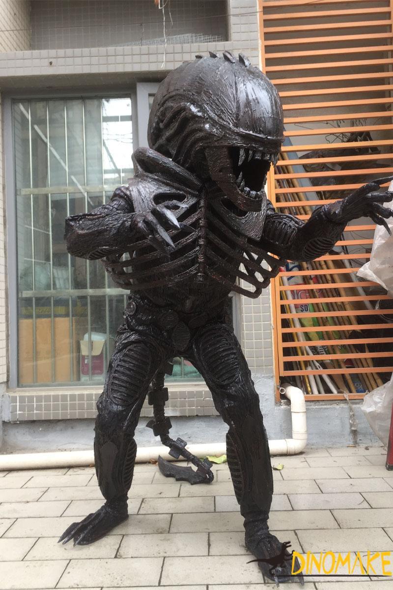 Alien Costume (2)